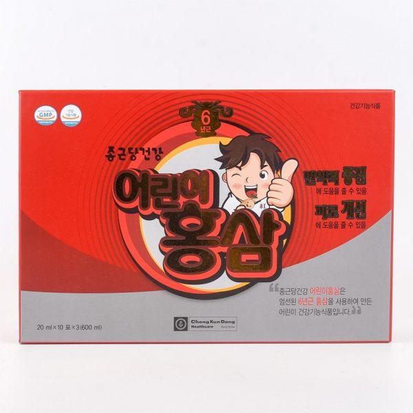Hong sam baby chong kun dang han quoc 1