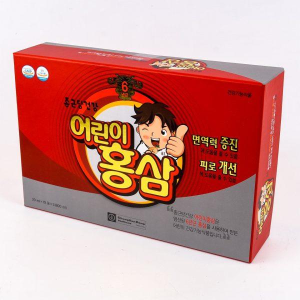 Hong sam baby chong kun dang han quoc 4