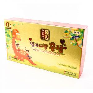Hong sam baby pocheon red ginseng kids 4
