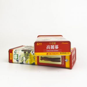 Hong sam cu kho 150g premium new 4