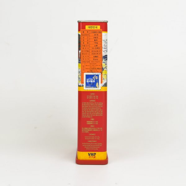 Hong sam cu kho 150g premium new 5