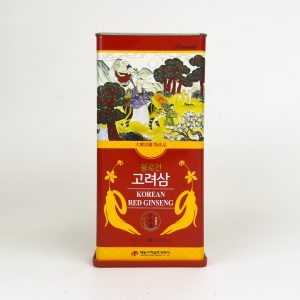 Hong sam cu kho 300g premium new 1