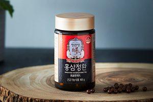 Hồng Sâm Hàn Quốc - Vận dụng để sống khỏe