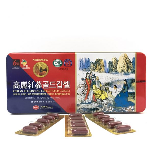 vien hong sam nhung huou linh chi kgs premium 1