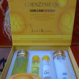 Bộ mỹ phẩm dưỡng da Q10 - Coenzyme Skin care system