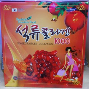 Nước ép lựu Collagen Ganghwa Pomegranate Collagen 1000