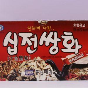 Nước thảo mộc táo đỏ Ssanghwa Dongnam Medical