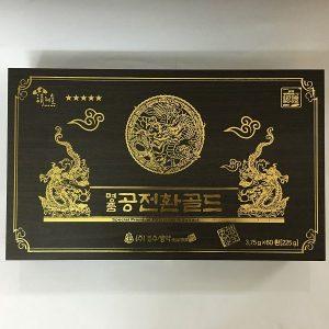Viên bổ dược cao cấp Gong Jin Hwan Gold Kanghwa