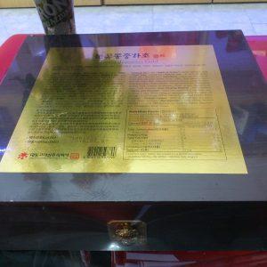 Nước đông trùng hạ thảo Daedong - Dong chung ha cho Isaria japonica Gold