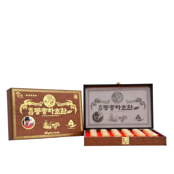 30 Dong trung hong sam kanghwa 30 vien