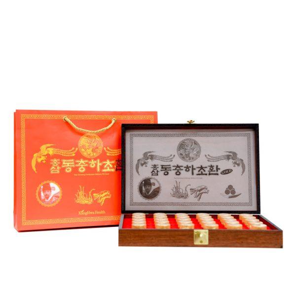 31 Dong trung hong sam kanghwa 30 vien