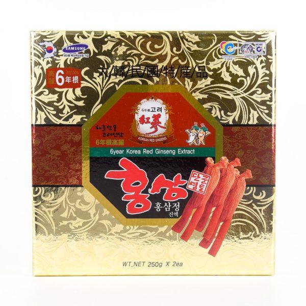 Cao hong sam kanghwa 2lo 250gr 1