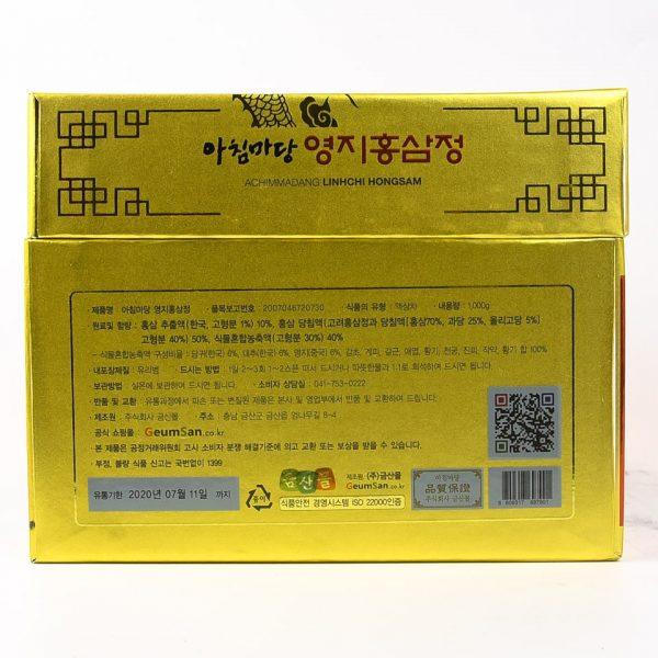 Cao hong sam linh chi achimmadang 1kg 5