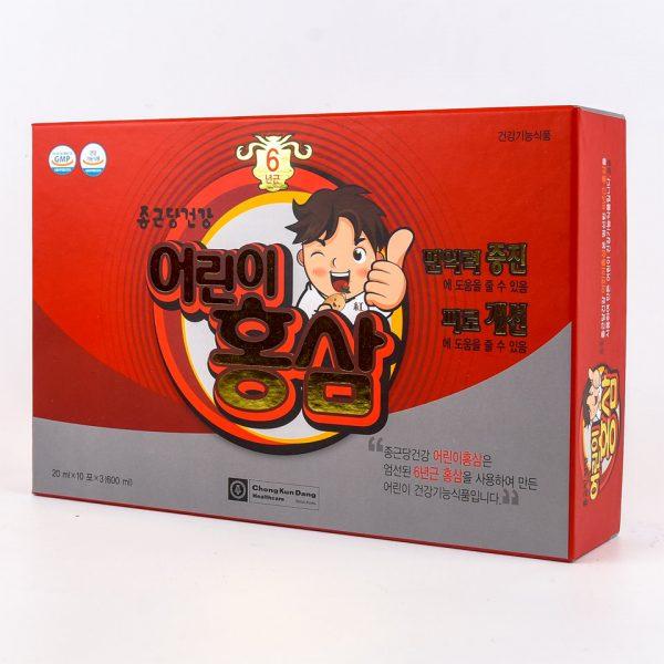 Hong sam baby chong kun dang han quoc 2