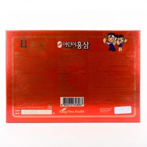 Hong sam baby kang hwa red ginseng gold kids 2