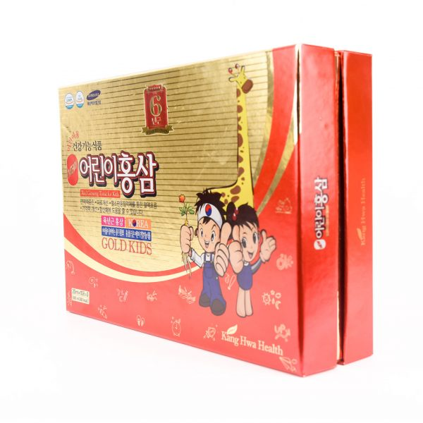 Hong sam baby kang hwa red ginseng gold kids 3