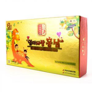 Hong sam baby pocheon red ginseng kids 3