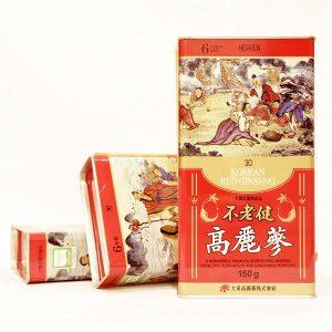 Hong sam cu kho Daedong 150gr Heaven so30 1