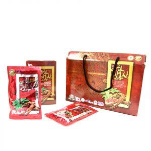 chiet xuat hong sam linh chi taewoong food 20 goi 3