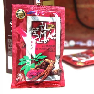 chiet xuat hong sam linh chi taewoong food 20 goi 4
