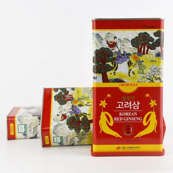 hong sam cu kho cao cap daedong 150gr san pham doc quyen 2