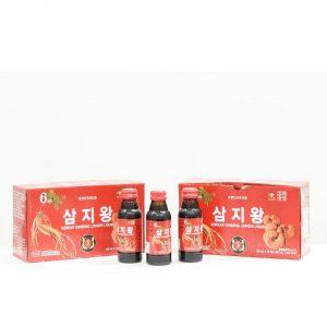 nuoc hong sam linh chi kgs 10 chai nho 2