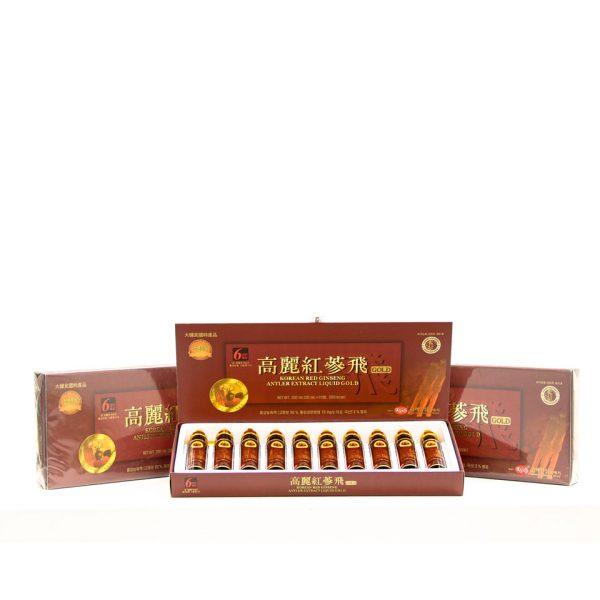 nuoc hong sam nhung huou linh chi kgs 10 ong 1