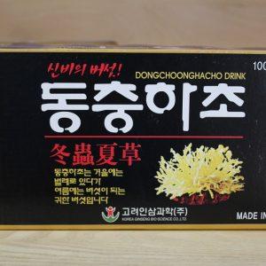Nước đông trùng chai nhỏ 100ml Bio-Science Dongchoonghacho